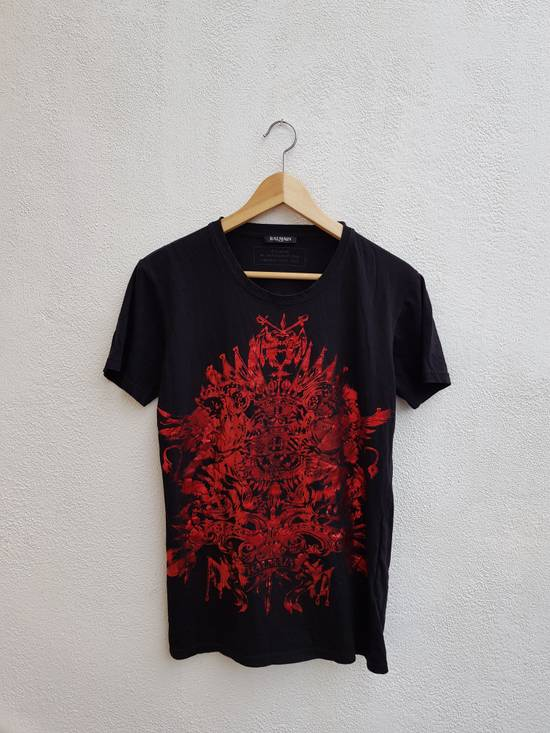 Balmain Balmain Paris Heatwave Automne-Hiver 2015 T-Shirt Size US XS / EU 42 / 0