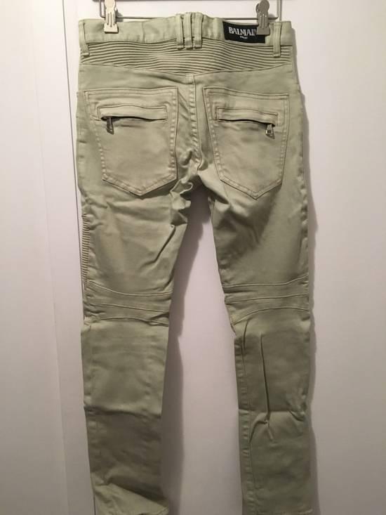 Balmain SS12 Biker Jeans Size US 30 / EU 46 - 6