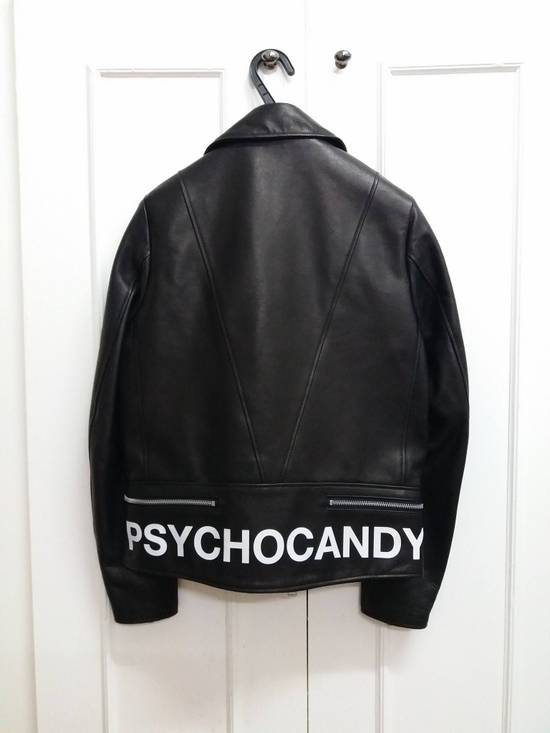Undercover AW14 Psychocandy Horse Leather Rider - size 1 Size US S / EU 44-46 / 1