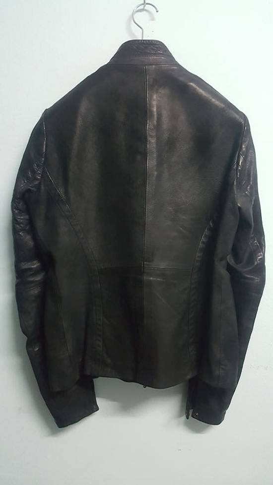 Julius Calf Leather Moto Jacket Size US M / EU 48-50 / 2 - 2