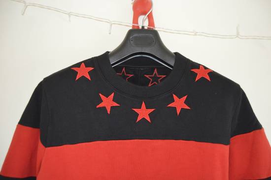 Givenchy Red Stars and Stripes Sweater Size US XS / EU 42 / 0 - 3