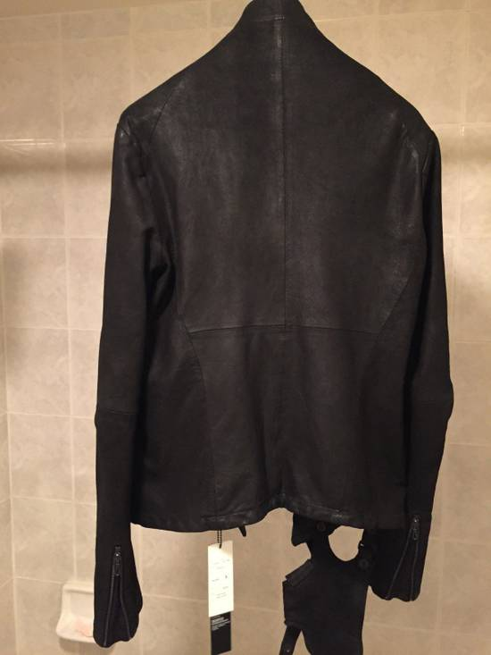 Julius GUN HOLDER LEATHER JACKET Size US L / EU 52-54 / 3 - 1
