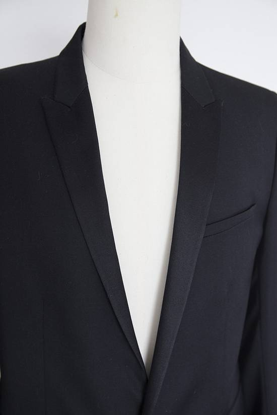 Balmain 2015 black tuxedo jacket Size 38R - 2