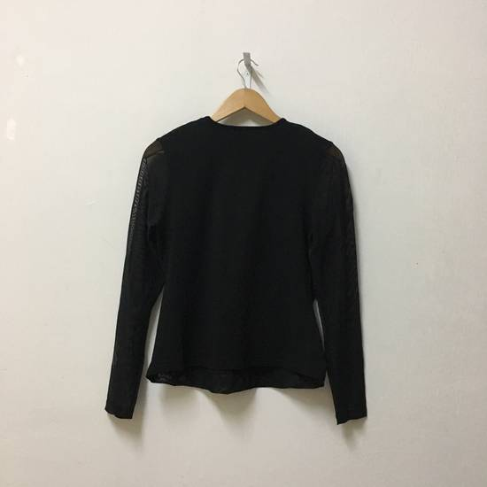 Givenchy Givenchy Long Sleeve Tee Spell Out Logo Front Size US M / EU 48-50 / 2 - 6