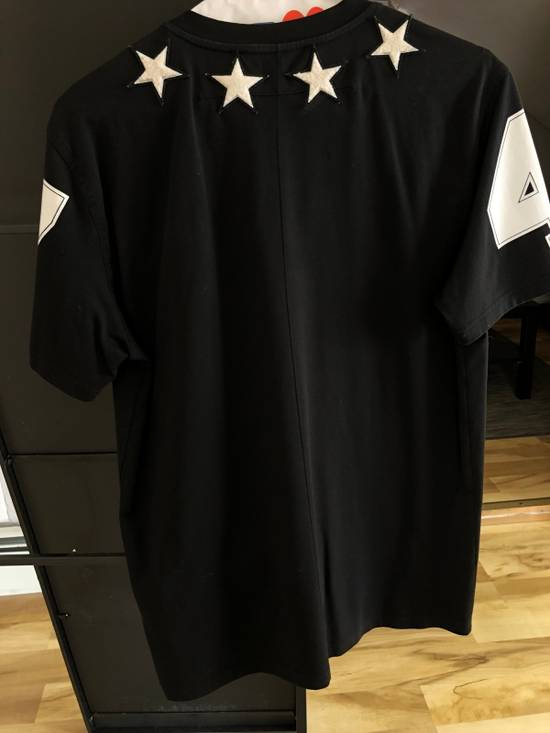 Givenchy Star & Numbers Jersey T-Shirt Size US M / EU 48-50 / 2