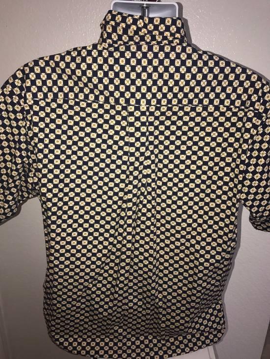 Givenchy Short Sleeve Button Down Shirt Size US L / EU 52-54 / 3 - 3