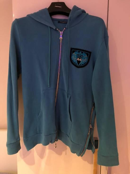 Balmain Balmain Turquoise Hoodie VERY RARE Size US S / EU 44-46 / 1 - 1