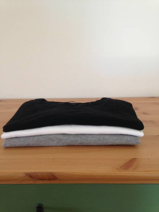 Balmain 3 Pack Basic T-Shirts (black,grey,white) LAST DROP, THIS IS SERIOUSLY A GOOD DEAL Size US L / EU 52-54 / 3 - 5