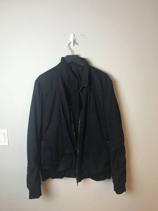 Julius Black Seamed Jacket Size US XL / EU 56 / 4 - 2