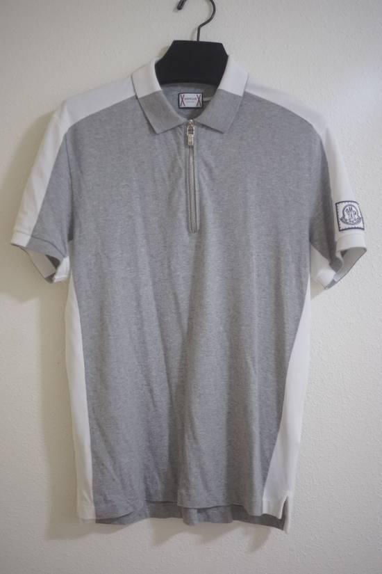 Thom Browne Moncler Gamme Bleu SS16 Polo Size US L / EU 52-54 / 3