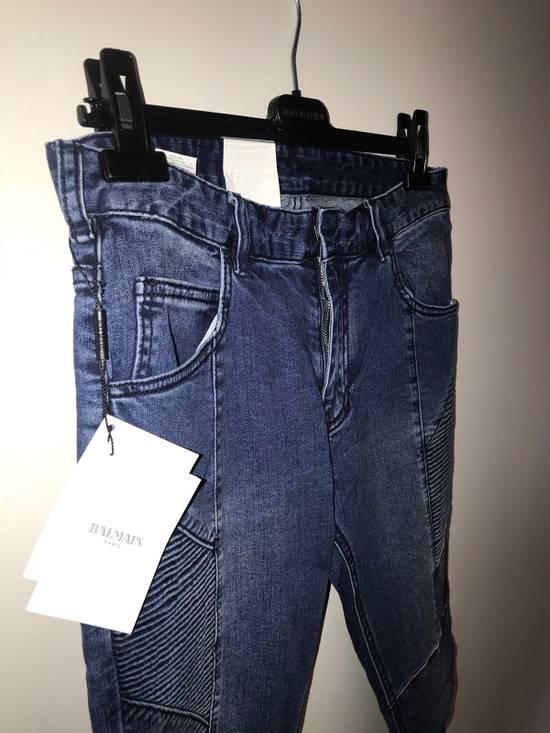 Balmain Balmain Paris Biker Jeans Size US 32 / EU 48 - 1