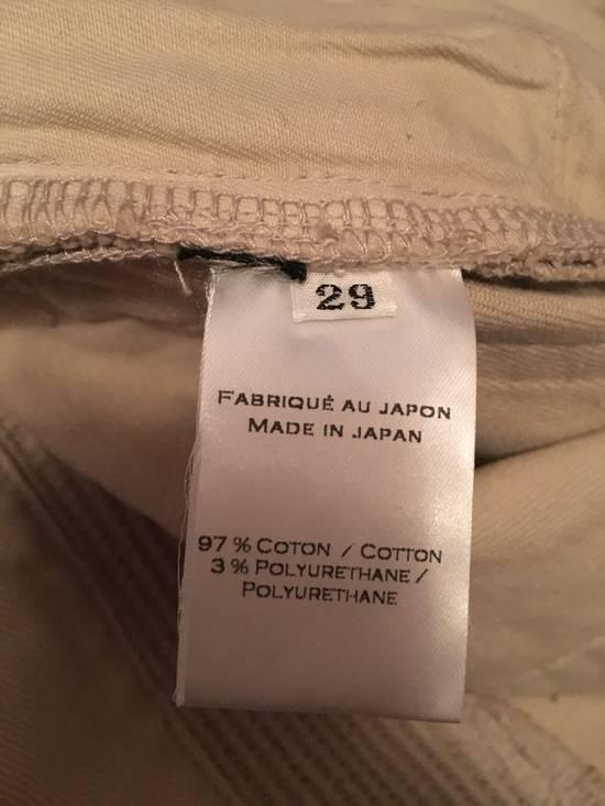 Balmain Biker Cotton Pants Size US 29 - 6