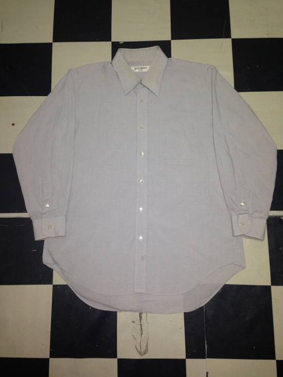 Balmain Balmain Paris Shirt ( Made In Japan ) Size US L / EU 52-54 / 3