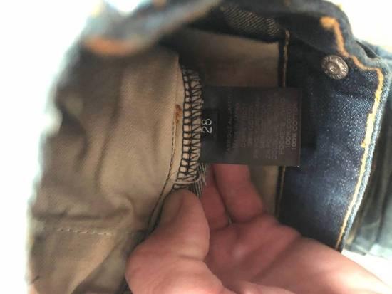 Balmain Balmain Authentic $1050 Blue Denim Biker Jeans Size 28 Slim Fit Brand New Size US 28 / EU 44 - 7