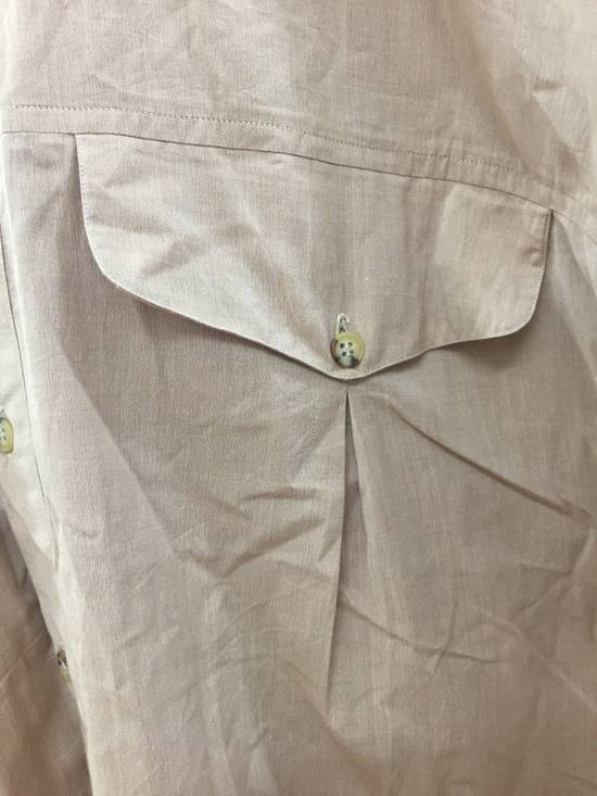 Givenchy 80's GIVENCHY button up double pocket 52% seta 42% cotton luxury made in italy Size US M / EU 48-50 / 2 - 4