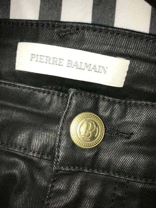 Balmain Balmain Black Jeans Size US 32 / EU 48 - 3