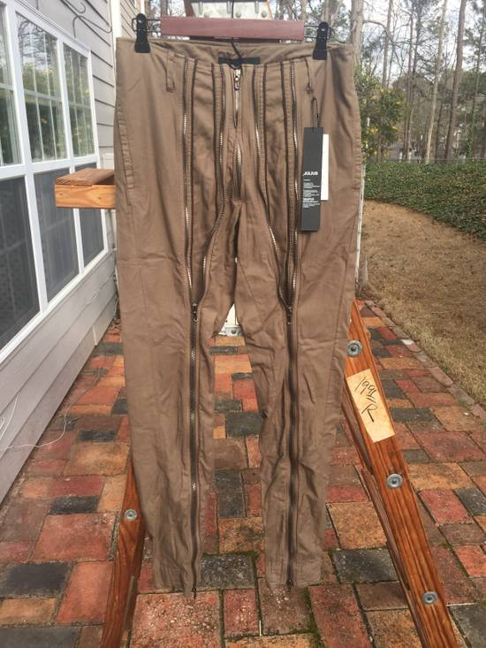 Julius SS10 Full Zip Narrow Flight Pants BNWT Size US 30 / EU 46