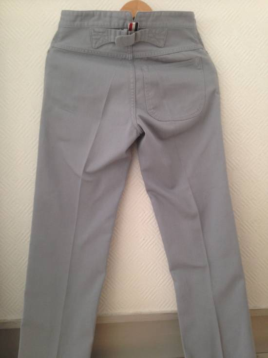 Thom Browne Thom Browne Summer Chino 5 pocket Size 0 Size XS Size US 28 / EU 44 - 15