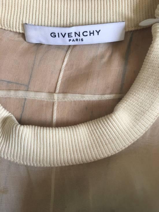 Givenchy Printed Silk Crew neck Sweater Size US XS / EU 42 / 0 - 3