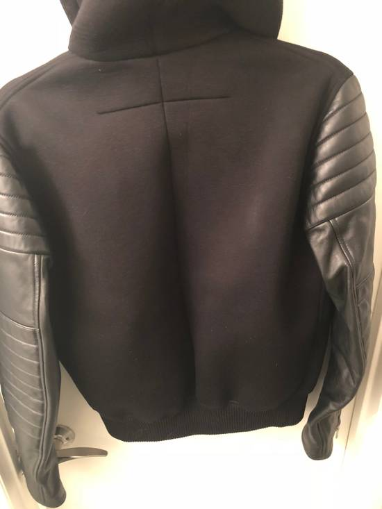 Givenchy Leather And Neo Jacket Size US M / EU 48-50 / 2 - 3