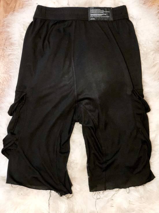 Julius SS09 Silk/Modal Gas Mask Cargo Shorts Size US 30 / EU 46 - 1