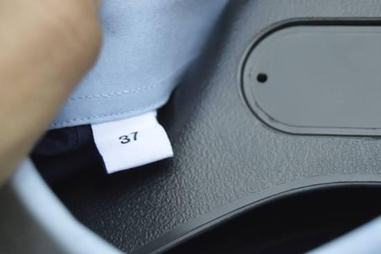 Givenchy Blue Contrast Pocket Shirt Size US S / EU 44-46 / 1 - 5
