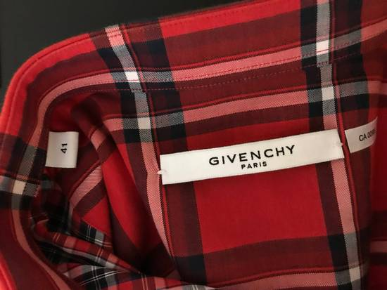 Givenchy Plaid sleeveless Shirt Size US L / EU 52-54 / 3 - 2