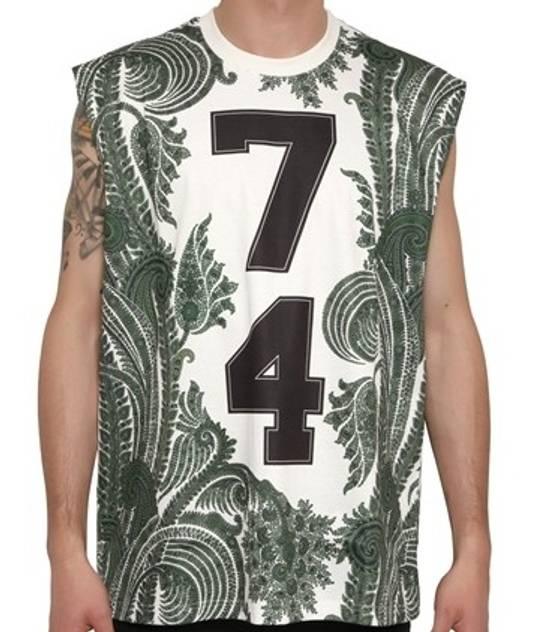Givenchy Givenchy Paisley Oversized sleeveless T Shirt worn by Tyga Size US S / EU 44-46 / 1