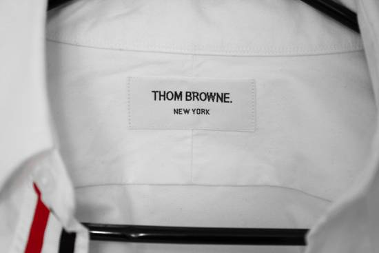 Thom Browne White Button Up Size US S / EU 44-46 / 1 - 2