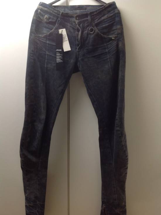 Julius Julius Gothik Denim Size US 30 / EU 46 - 5