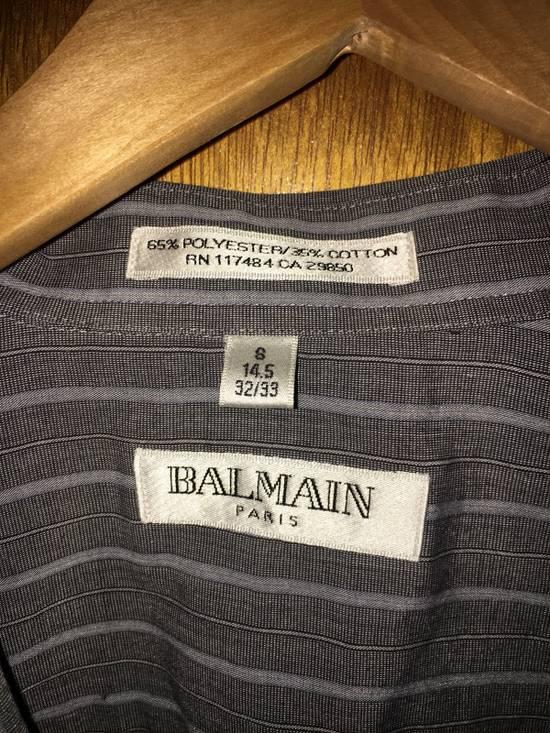 Balmain Balmain Long Sleeve Button Up Size US S / EU 44-46 / 1 - 1