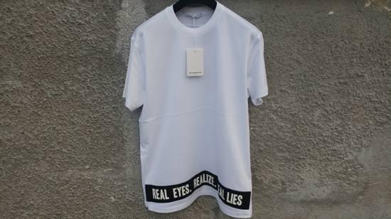 Givenchy Givenchy Slogan Real Eyes Madonna Rottweiler Shark Oversized T-shirt size XS (L) Size US XS / EU 42 / 0
