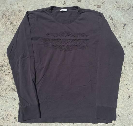 Balmain Balmain Longsleeve T Grey/brown Size US L / EU 52-54 / 3