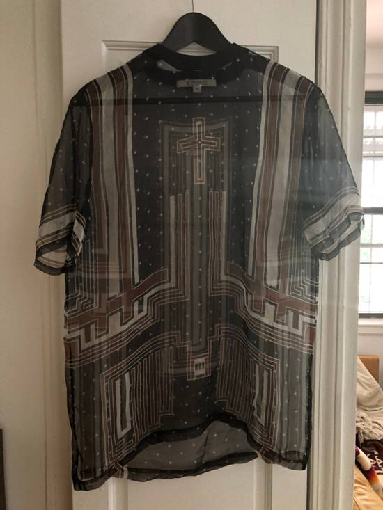 Givenchy Givenchy Cross Print Shirt Size US XS / EU 42 / 0 - 1