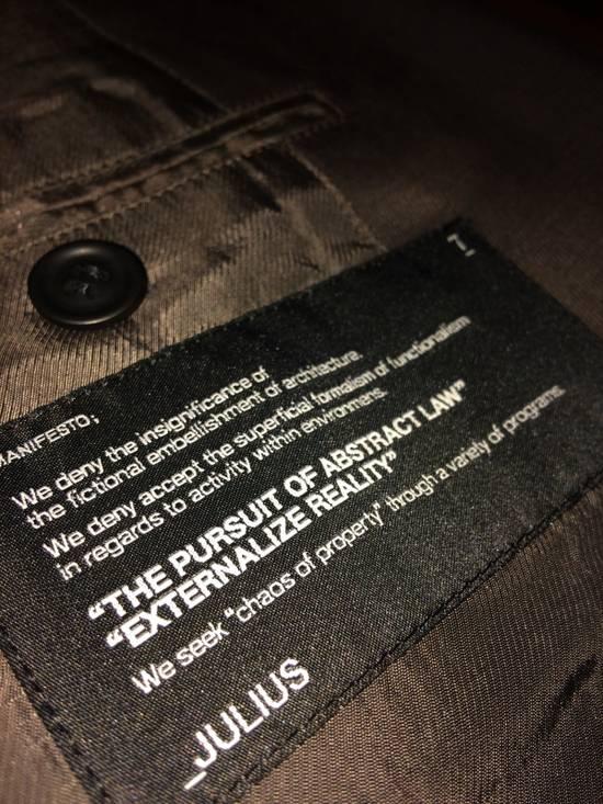 Julius Julius Suit Jacket and Trousers FW/10 317JAM1 Size 42L - 1