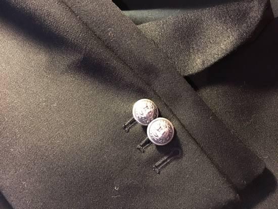 Balmain Black Dinner Jacket Size 52R - 3