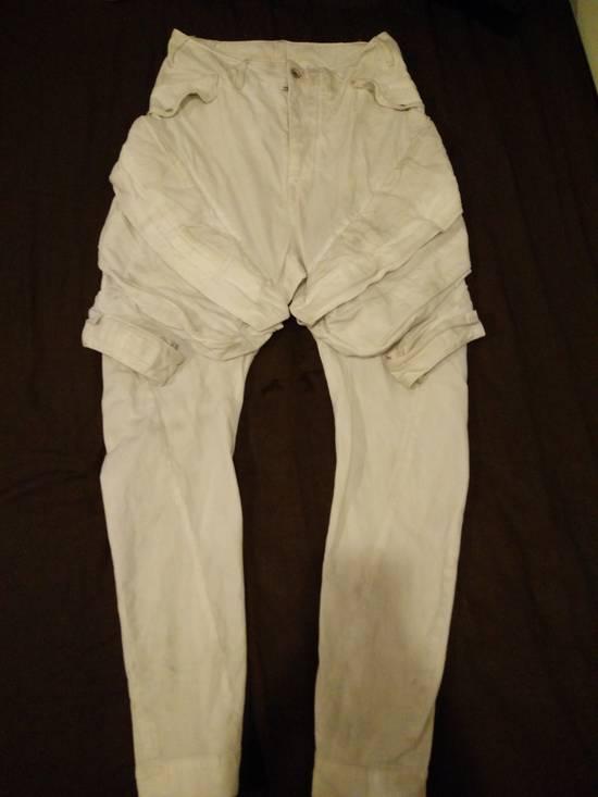 Julius SS16 Sefiroth Gas Mask Cargo Pants Size US 32 / EU 48 - 2