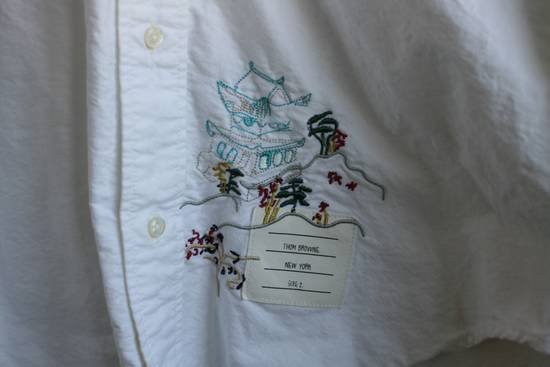 Thom Browne Thom Browne Embroidered Shirt Size US M / EU 48-50 / 2 - 3