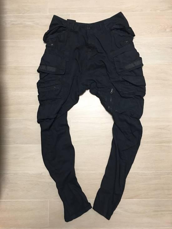 Julius Ghost Denim Cargo Pants Size US 32 / EU 48