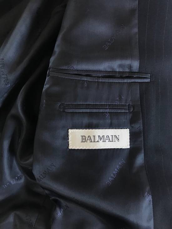 Balmain TESSUTO PINSTRIPED BLAZER Size 50R - 7