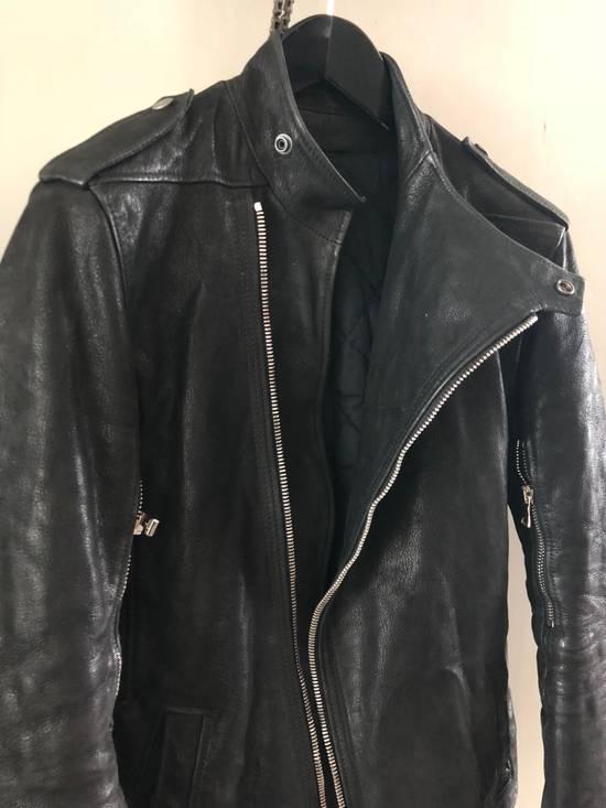 Balmain Biker leather jacket by Chistophe D for balmain Size US M / EU 48-50 / 2 - 4