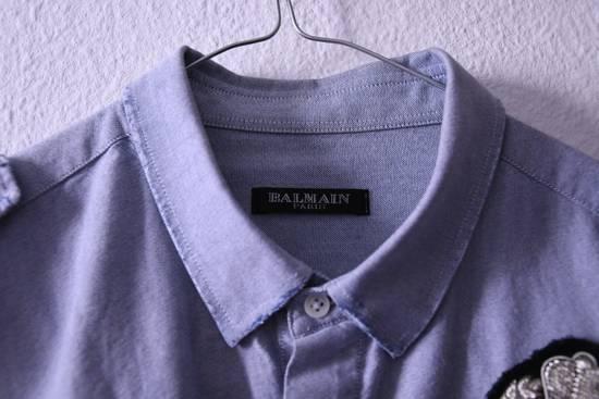 Balmain Balmain military shirt Size US L / EU 52-54 / 3 - 3