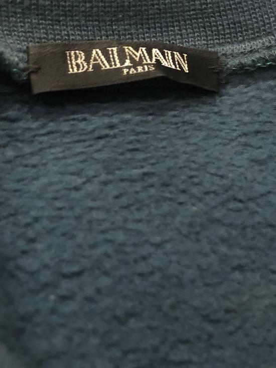 Balmain Cotton Biker Jacket Size US L / EU 52-54 / 3 - 1