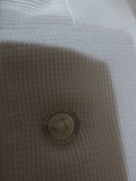Givenchy Star-embroidery shirt Size US XL / EU 56 / 4 - 4