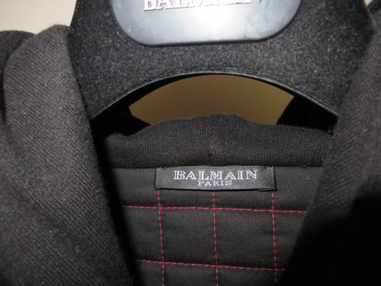 Balmain Quilted hoodie Size US XL / EU 56 / 4 - 4