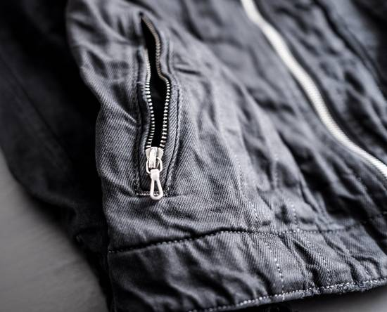 Julius aw09 destroyed denim rider Size US S / EU 44-46 / 1 - 6