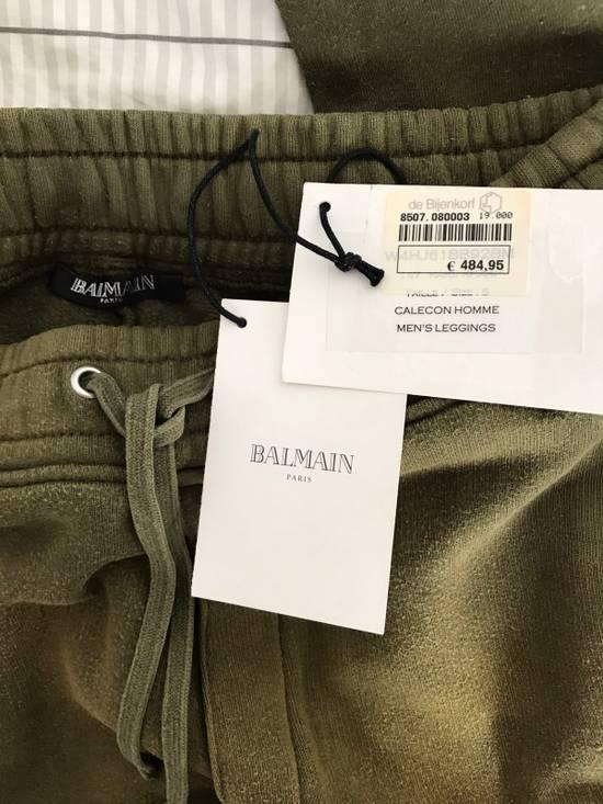 Balmain Balmain Khaki Joggers Size US 29 - 3