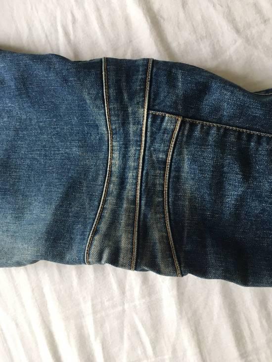 Balmain Rare SS 15 Balmian Biker jeans Size US 32 / EU 48 - 5