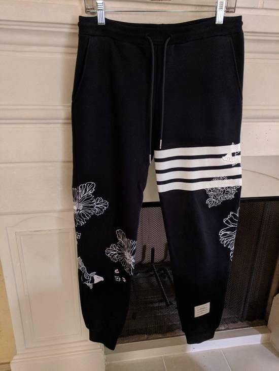 Thom Browne Thom Brown Chrysanthemum and Koi Sweatshirt + Sweatpants (Set) Size US L / EU 52-54 / 3 - 2