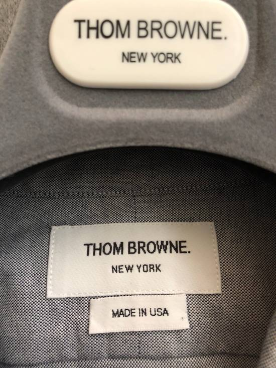 Thom Browne Blue Oxford Size US L / EU 52-54 / 3 - 2